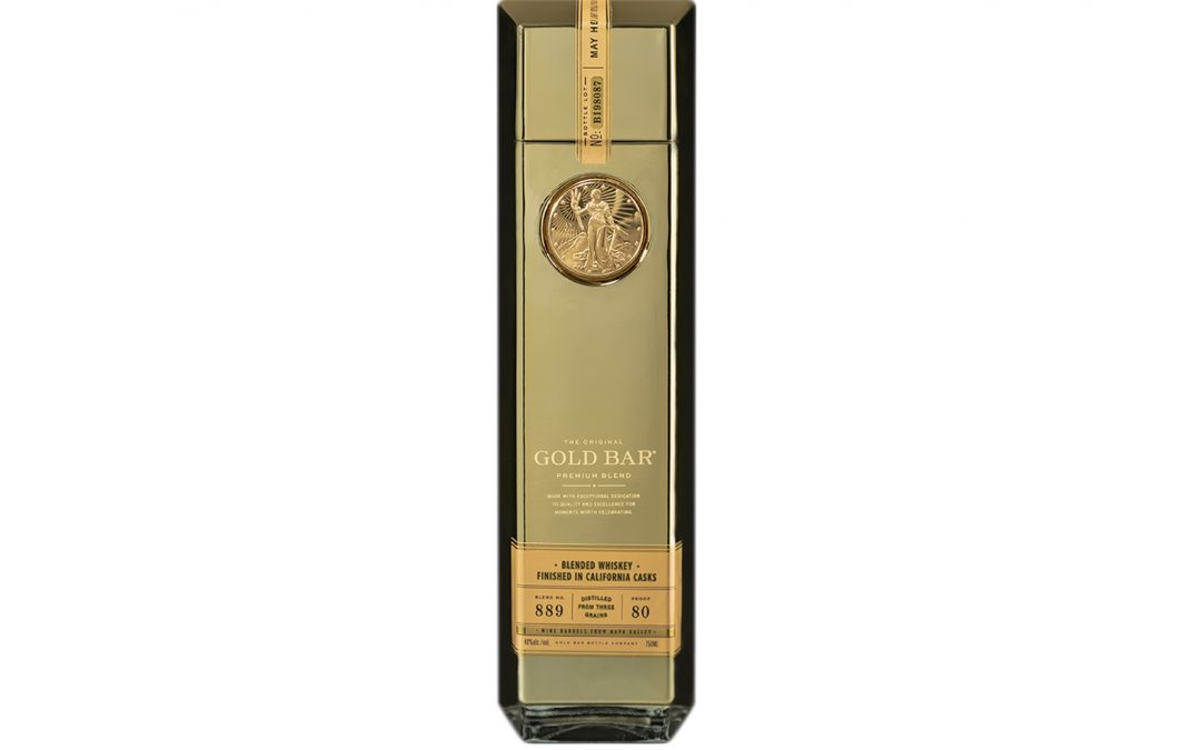 Whiskey Gold Bar